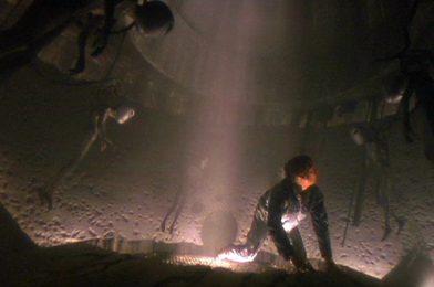 ภาพยนตร์ Fire in the Sky (1993) แสงจากฟ้า