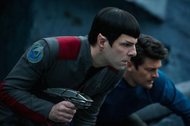 รีวิว หนัง Star Trek