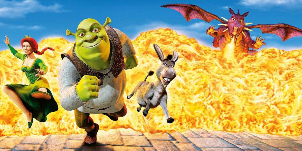 รีวิวหนังเรื่องShrek